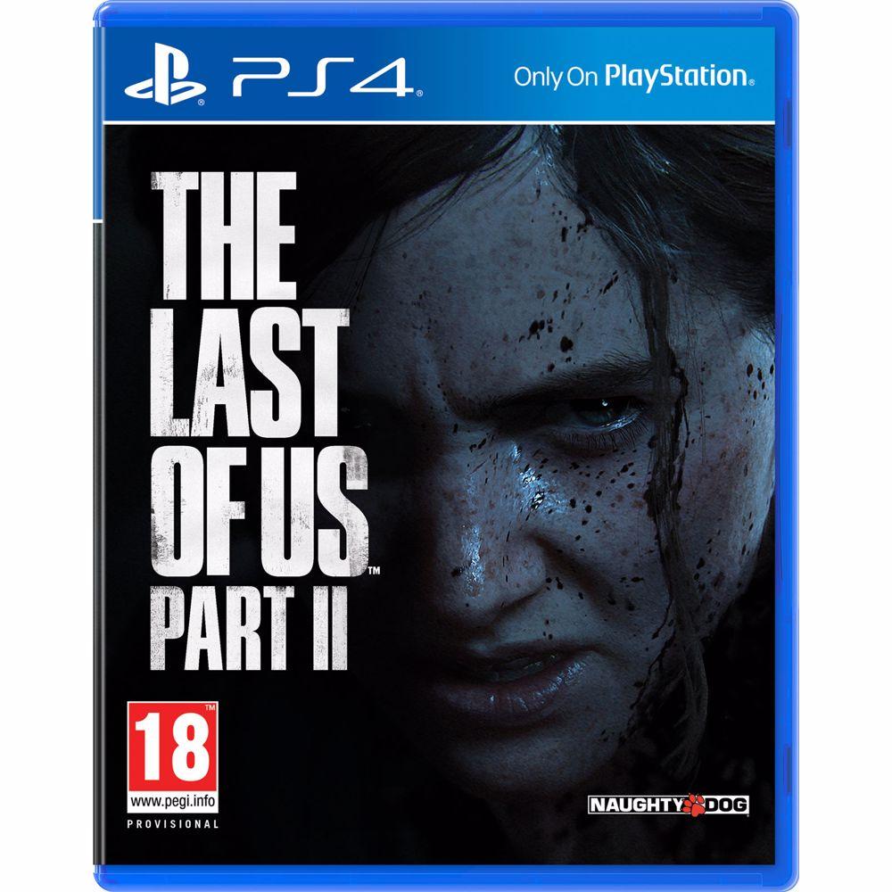 The Last of Us Part II Standaard Editie PS4