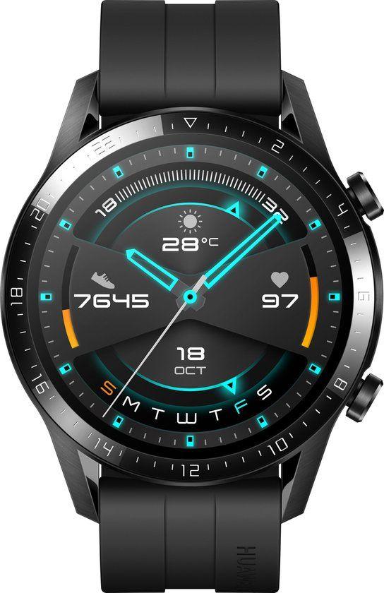 Huawei Watch GT 2 46MM Zwart