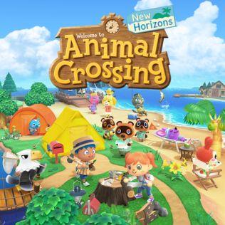 Animal Crossing New Horizons voor Nintendo Switch (download code)