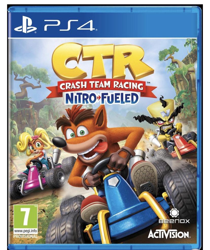 Crash Team Racing Nitro-PS4 € 26,50 - bol.com