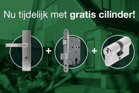 AXA deal: veiligheidsbeslag met gratis cilinder