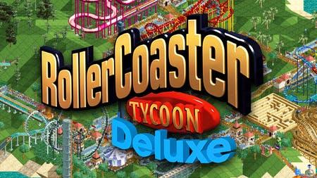 RollerCoaster Tycoon Deluxe