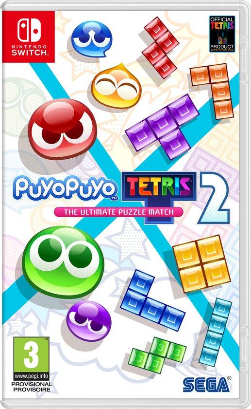 Puyo Puyo Tetris 2 - Limited Edition - Nintendo Switch / PS4 / PS5 / XBOX @Bol