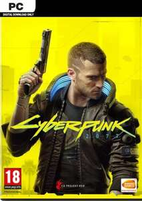 Cyberpunk 2077 PC (downloadcode)