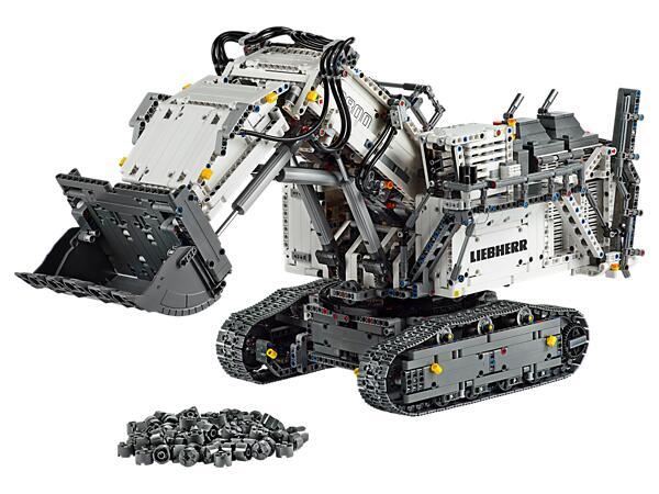 LEGO 42100 Liebherr R 9800