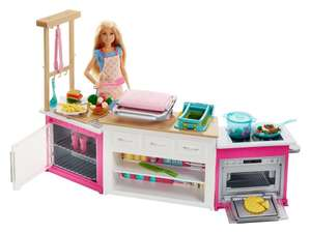 Barbie Ultimate Kitchen speelset