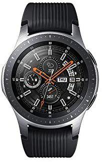 Samsung watch 46 mm zilver Bluetooth