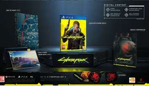 Cyberpunk day one edition PS4/PS5