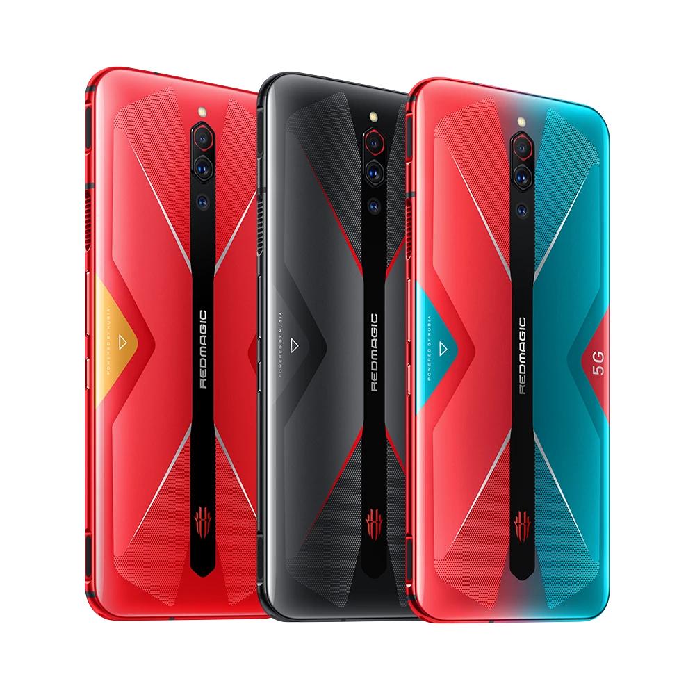 Tijdelijk €60 korting op de ZTE Nubia Red Magic 5G Smartphone