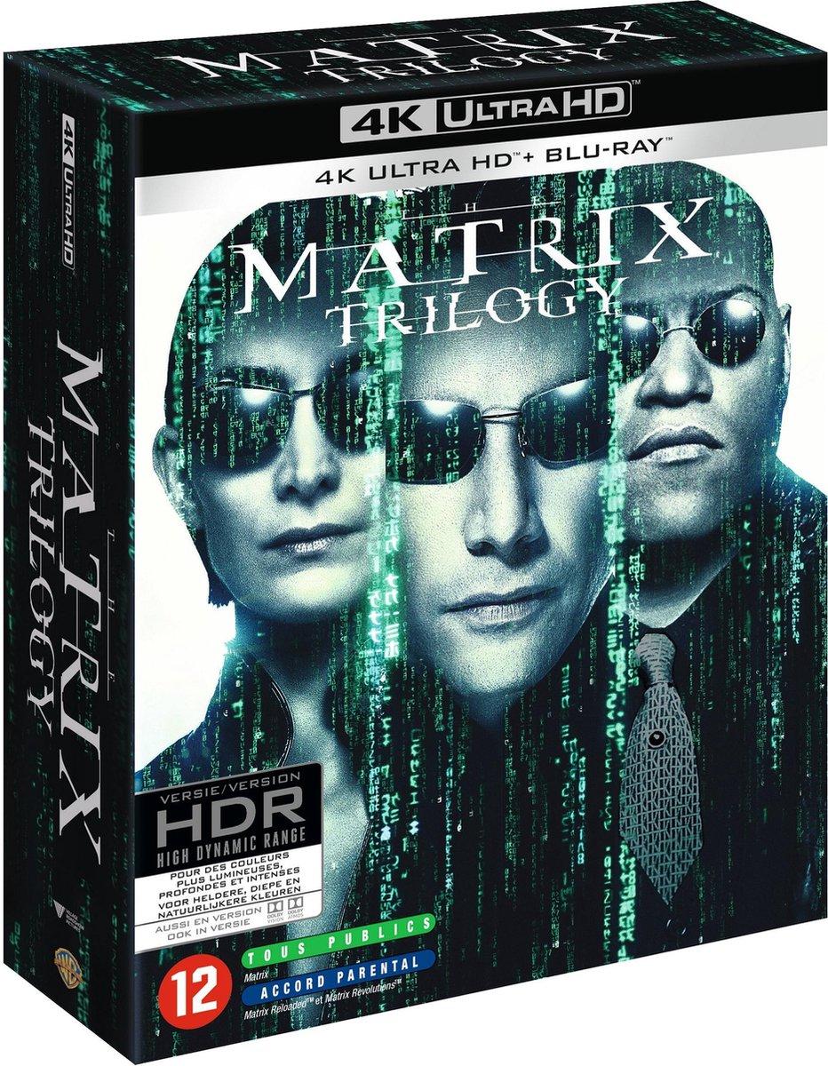 The Matrix, The Dark Knight, Nolan, Kubrick, Hitchcock 4K Ultra HD Boxsets @ Bookspot.nl