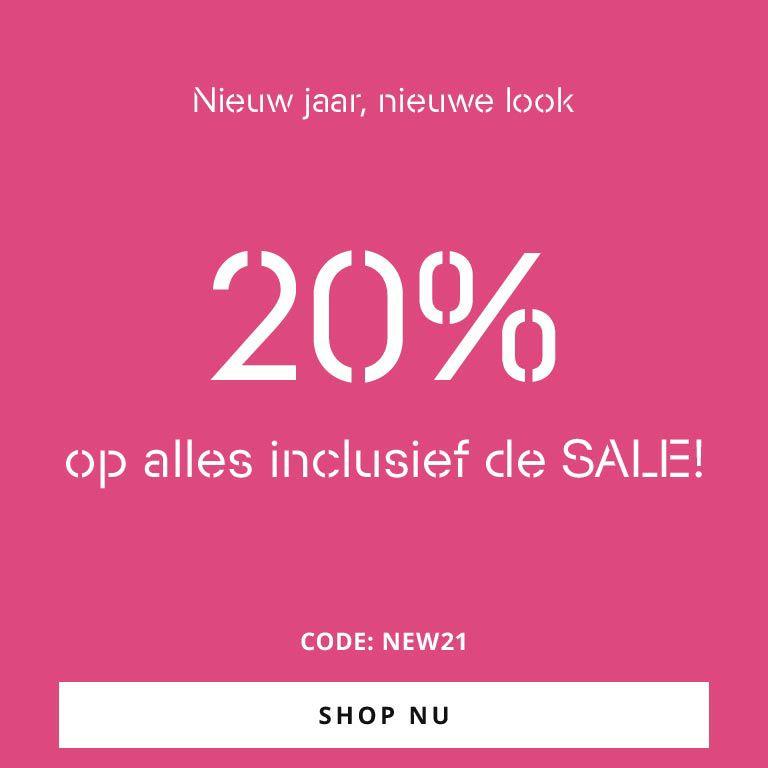 Extra 20% korting op sale Espirit