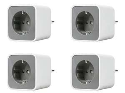 4 stuks Ledvance Smart+ Zigbee Plug   EU