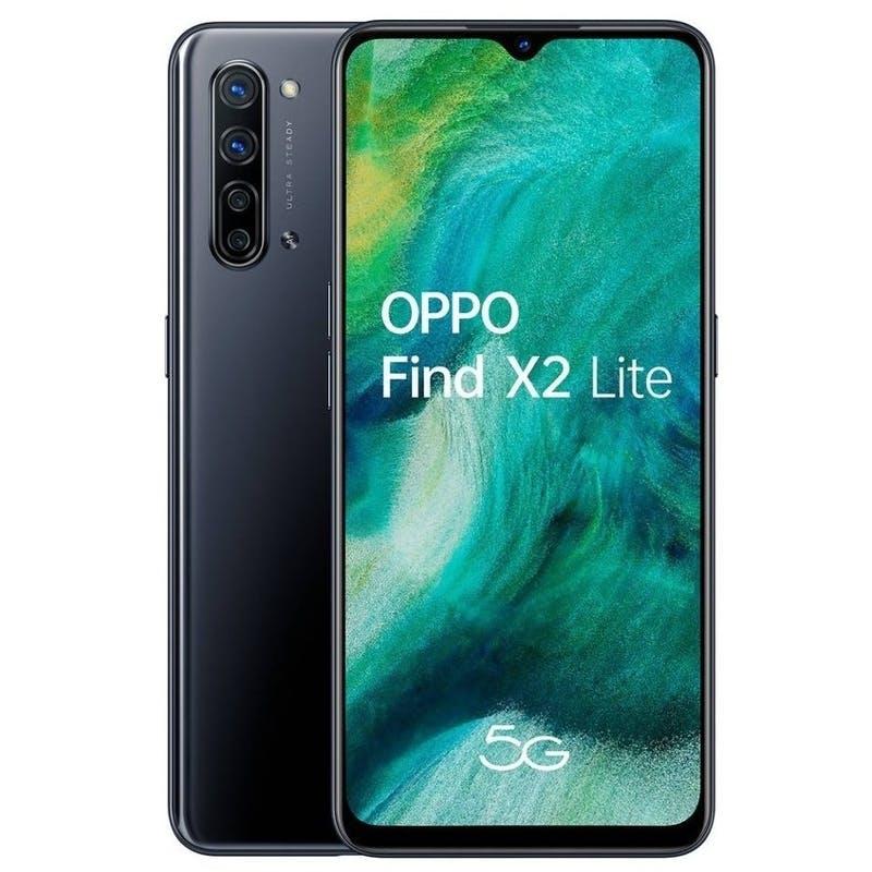 OPPO Find X2 Lite 5G - 8GB/128GB Zwart @ Mobiel.nl