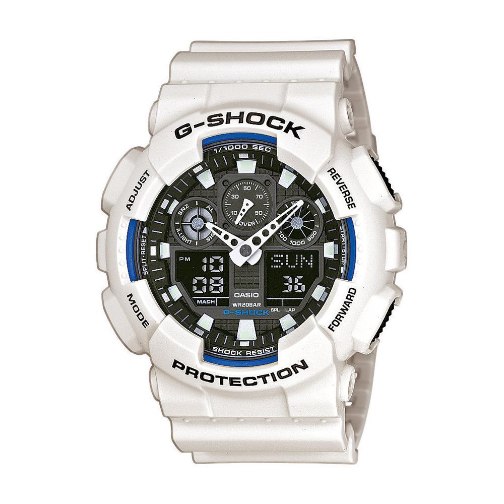 Casio G-Shock GA-100B-7AER horloge 51 mm voor €34,95 @ Amazon.nl