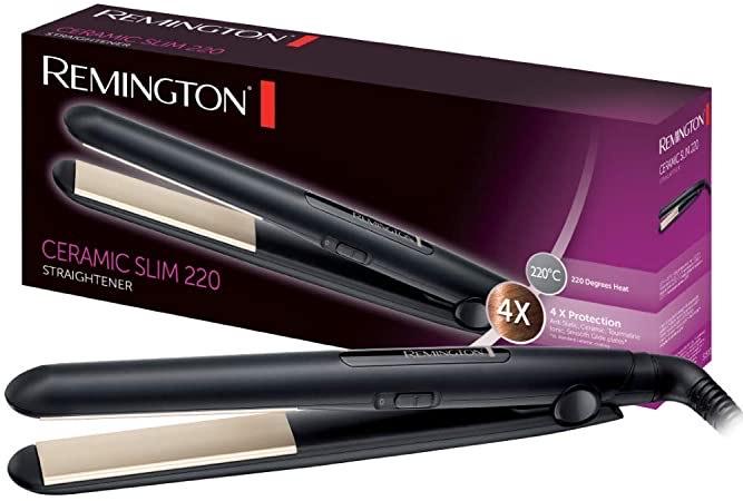 Remington Ceramic Slim S1510 Stijltang @ Amazon NL