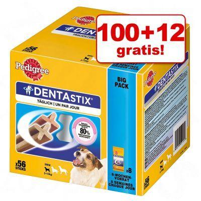 Dentastix medium 112 stuks