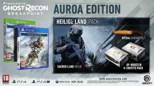 Ghost Recon Breakpoint Auroa Edition [Xbox One]