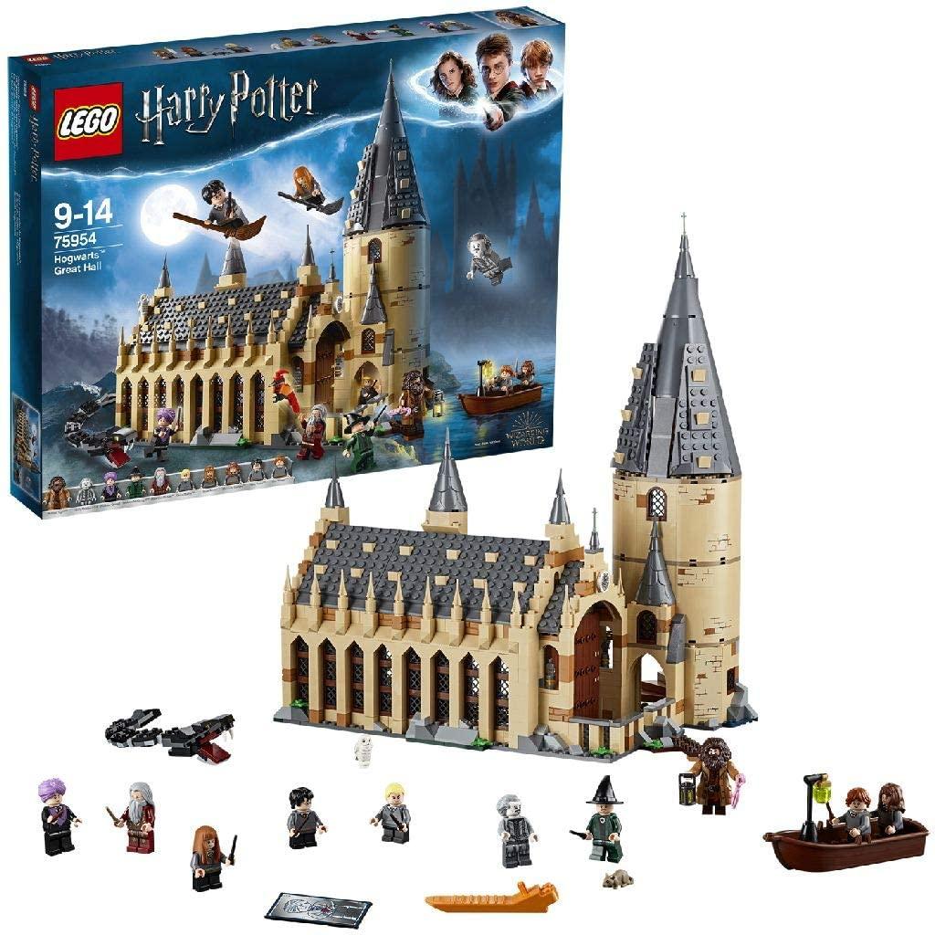 Lego Harry Potter Grote Zaal Zweinstein