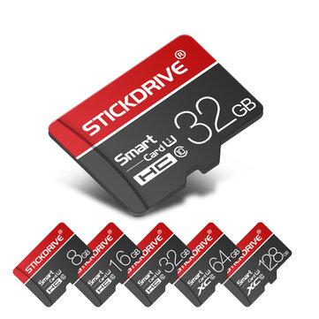 StickDrive 8/16/32/64/128GB klasse 10 Micro SD kaart - Verzonden uit Tsjechië