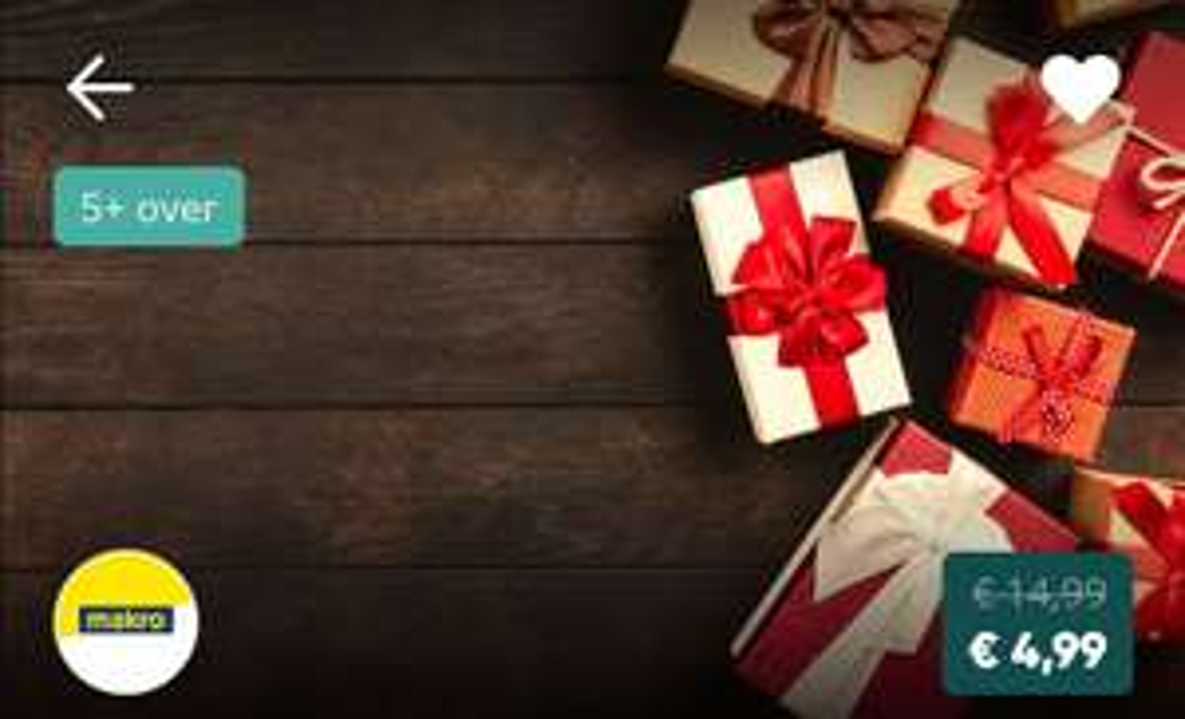 Kerstpakket @ Makro Duiven (via TooGoodToGo)