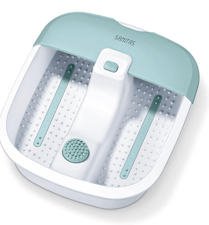Sanitas SFB07 - Elektrisch massage voetenbad @ Amazon NL