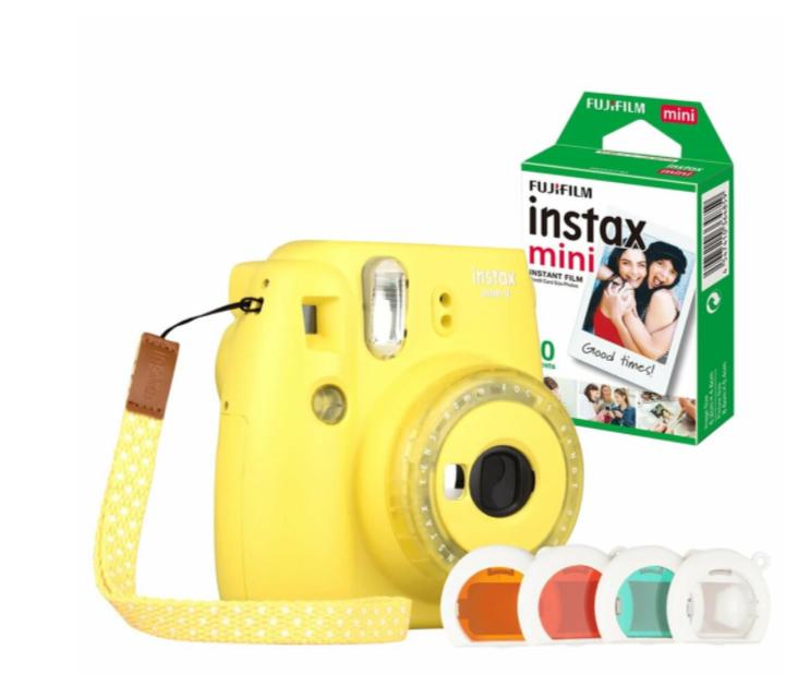 Fujifilm Instax Mini 9 Camera + 10pack film