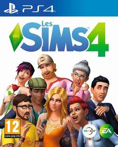 Les Sims 4 - PS4 (French)