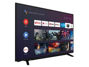 SHARP 65 inch 4K smart TV (incl. Android TV)