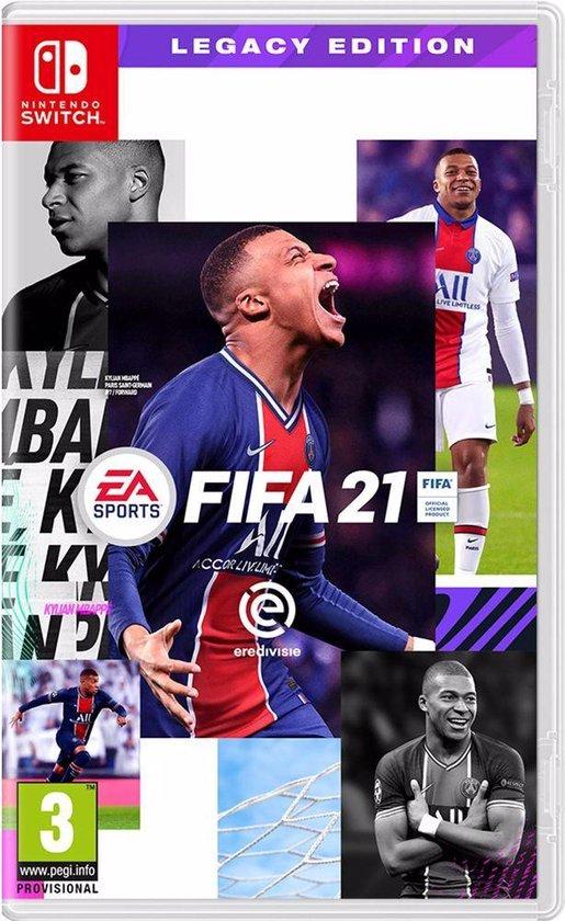 FIFA 21 voor Nintendo Switch én Xbox!