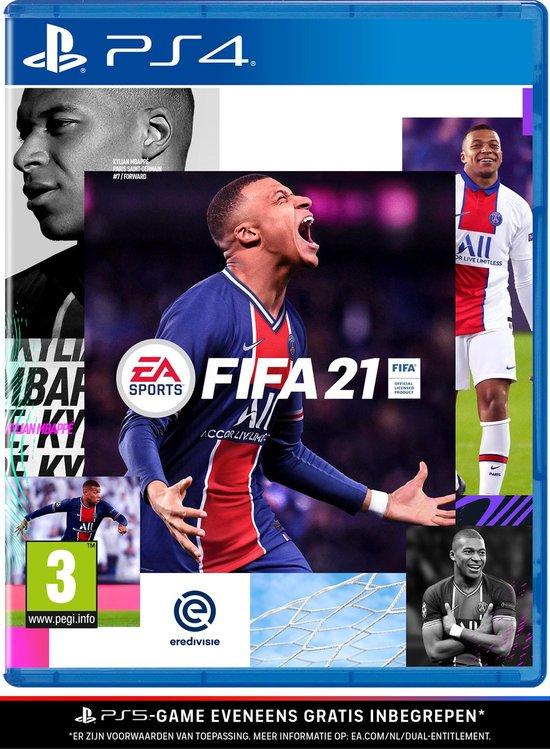 FIFA 21 - PS4 (Inclusief gratis upgrade naar PS5) @ BOL Select