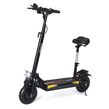 LOATIE L6 Pro 48v 24Ah 2x500W dual motor elektrische scooter @BangGood - CN
