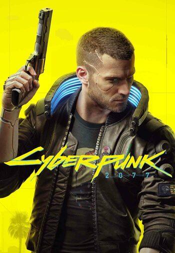 Cyberpunk 2077 (GOG) voor €24,29 @ Eneba