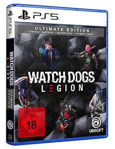 Watch Dogs Legion - Ultimate Edition (PS5)