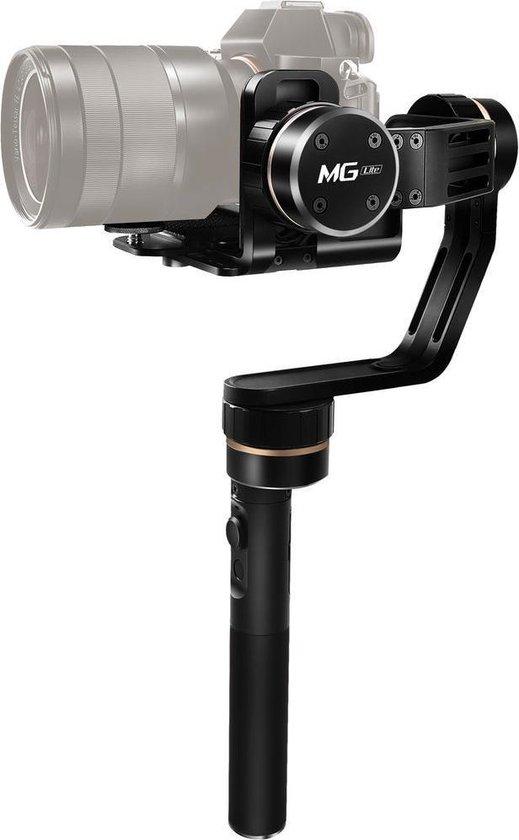FeiyuTech MG Lite 3-assen gimbal voor systeemcamera's