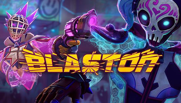 Blaston VR - Gratis key als je master rank haalt. (Steam/Oculus)