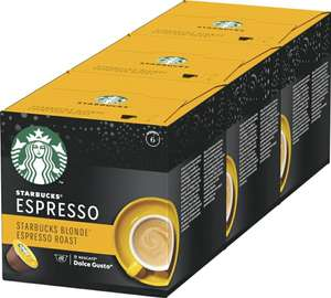 Starbucks by Dolce Gusto capsules Blonde Espresso Roast - 36 koffiecups