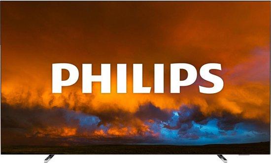 "65"" Philips 4K OLED TV - 65OLED804/12"