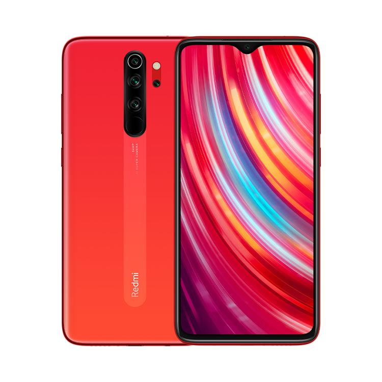 Xiaomi Redmi Note 8 pro 6GB/128GB flash sale 31 januari €139 @mi.com