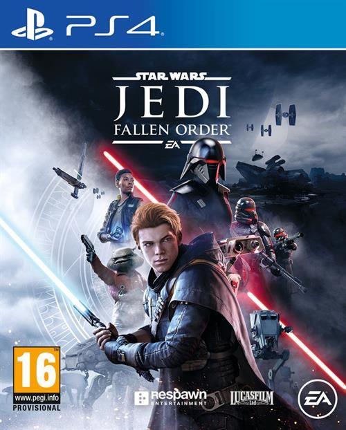 PS4 Star Wars Jedi Fallen Order