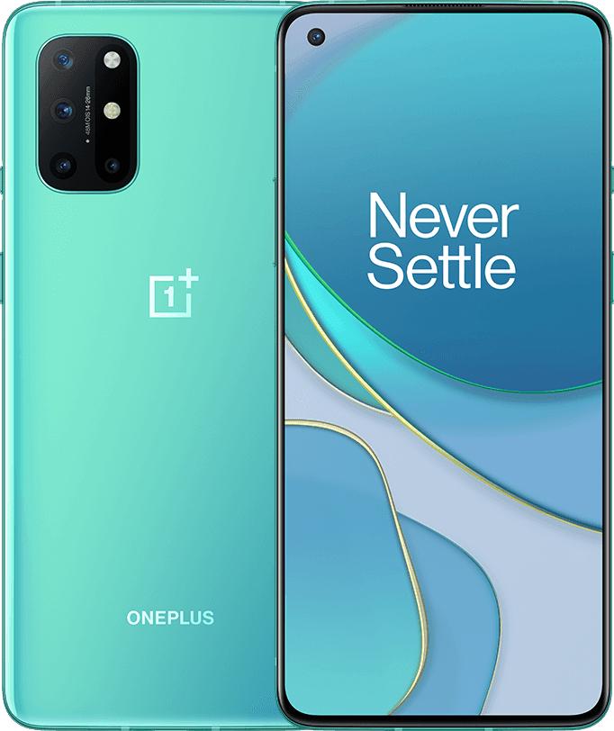 Oneplus 8T 128GB Zilver/Groen 5G