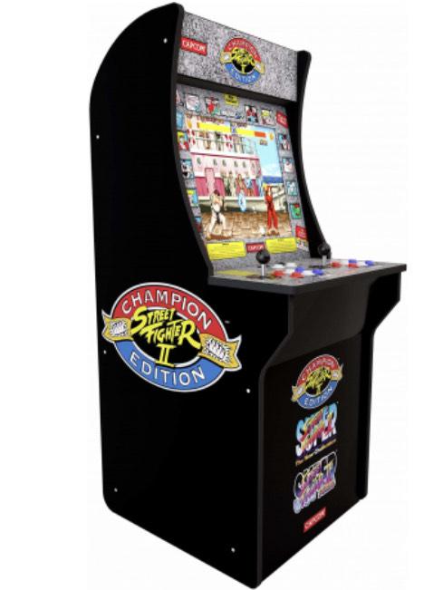 Arcade1Up Street Fighter II - Retro Arcade speelkast
