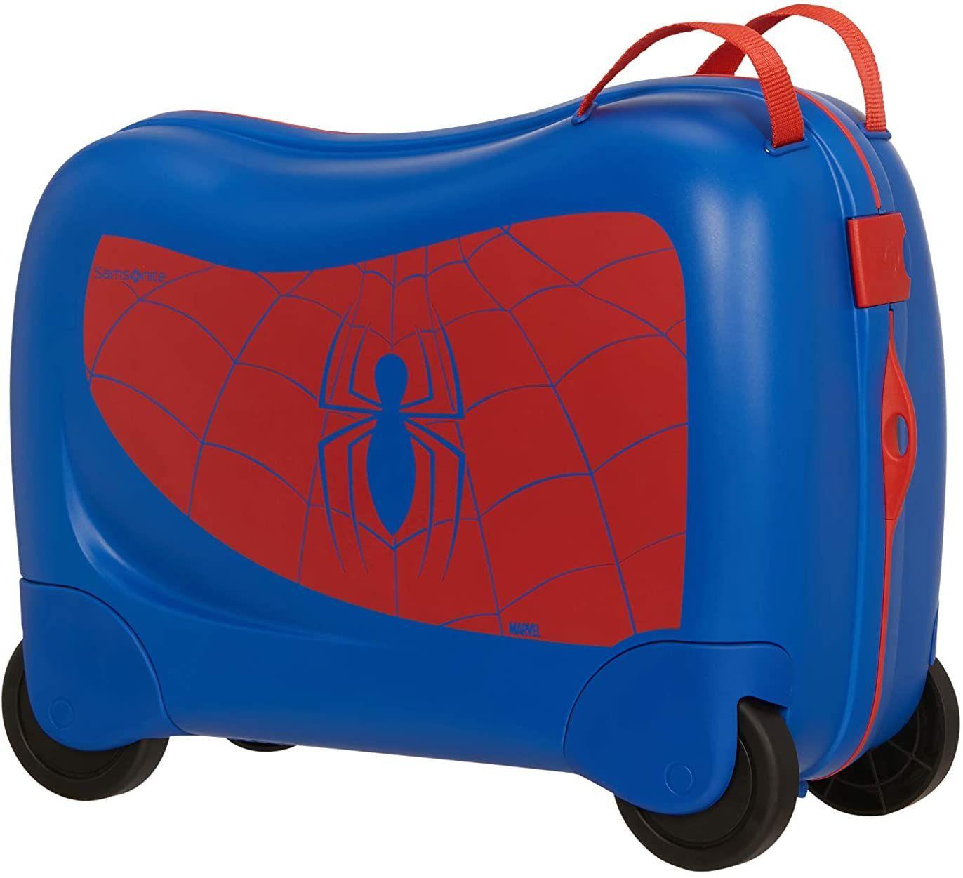 Samsonite Disney Dream Rider Kinderbagagekoffer Spiderman