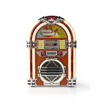Nedis tafelradio jukebox voor €34,95 bij Dagknaller