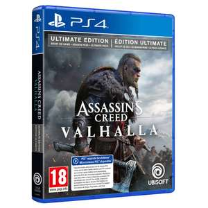 Assassin's Creed Valhalla - Ultimate Edition 70 euro!