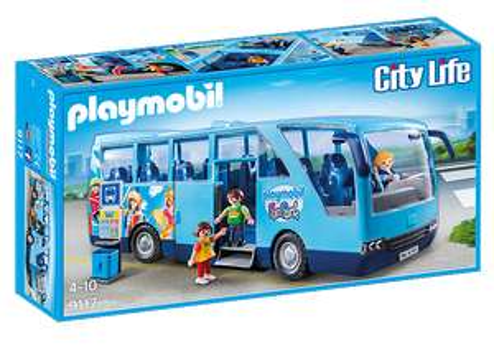 Playmobil funpark bus