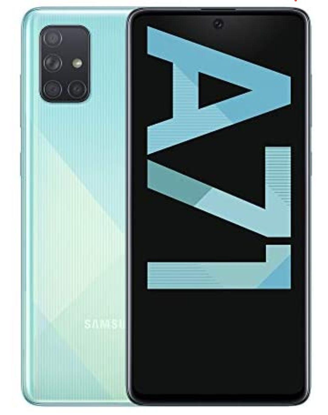 Samsung Galaxy A71 128GB 6GB Cyaan