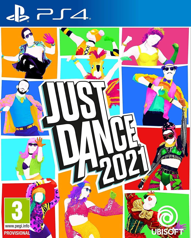 Just Dance 2021 (PS4) @Amazon