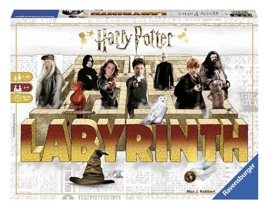 Ravensburger Harry Potter Labyrinth Bordspel @ Amazon NL