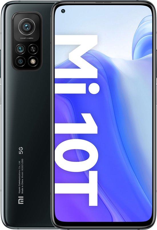 [SELECT] Xiaomi Mi 10T - 128GB - Zwart bij bol.com