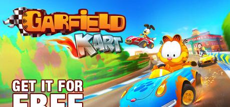 Gratis game: Garfield Kart (Indiegala)